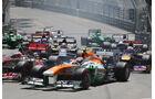 Force India GP Monaco 2013