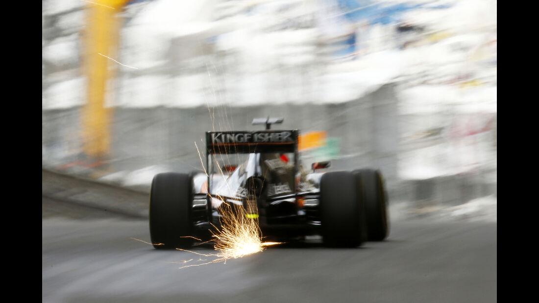 Force India - GP Monaco 2015