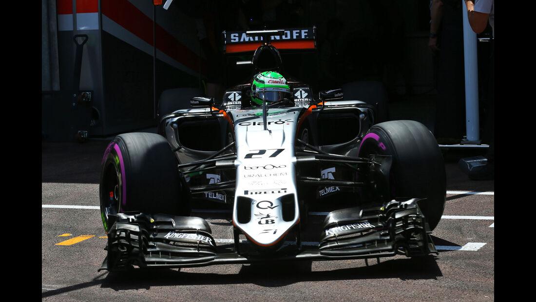 Force India - GP Monaco 2016