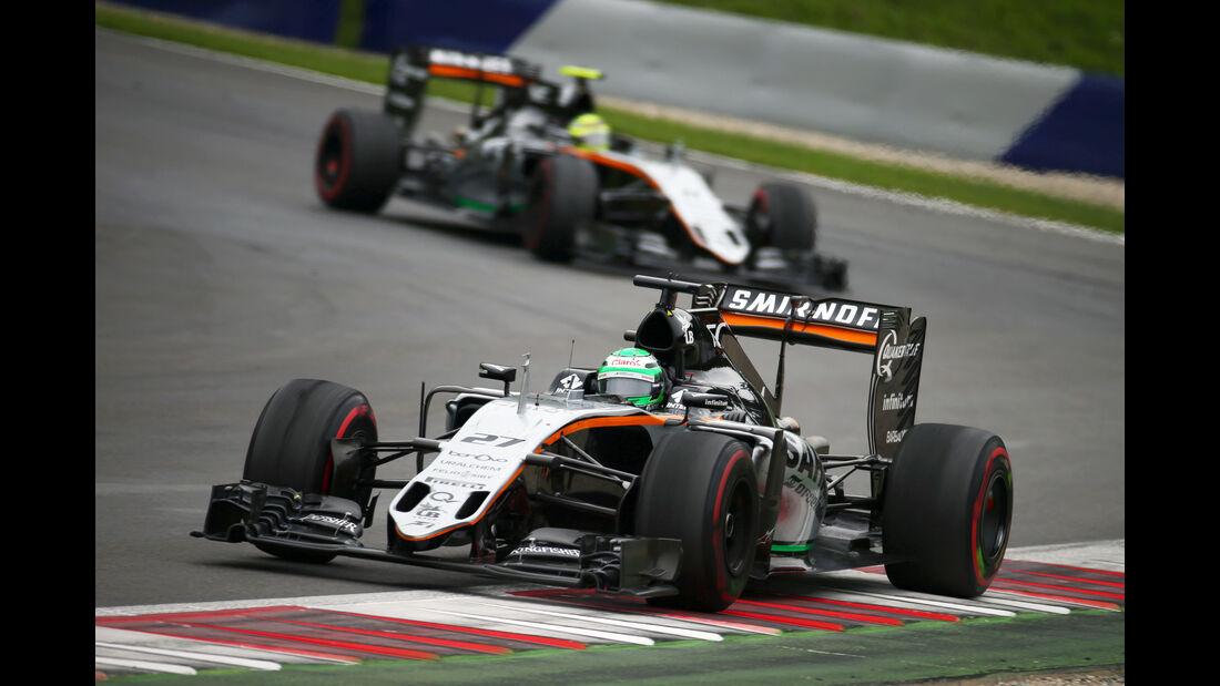 Force India - GP Österreich 2016