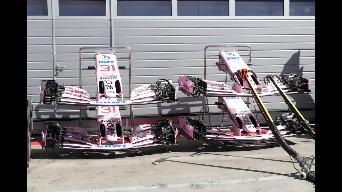 Force India - GP Österreich 2017 - Spielberg - Formel 1 - Donnerstag - 6.7.2017