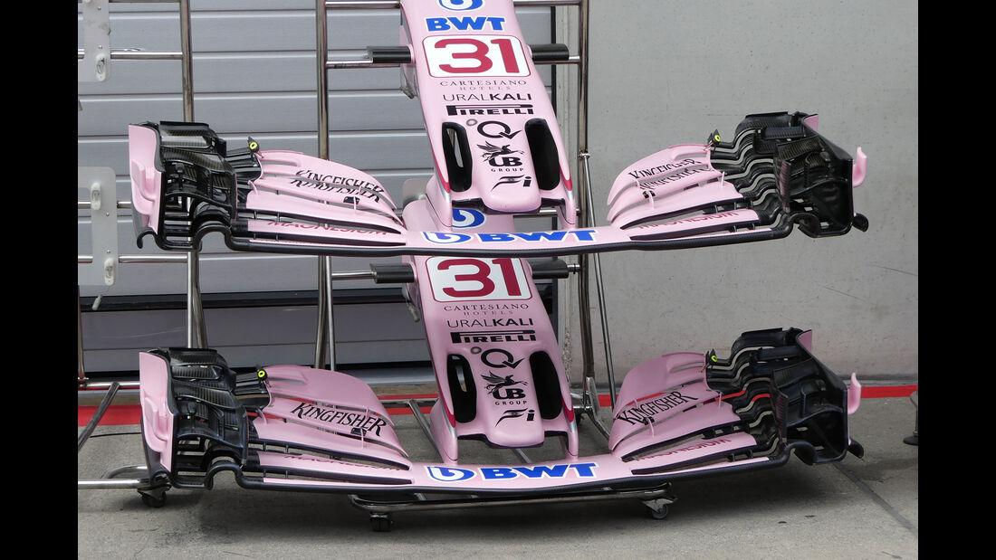 Force India - GP Österreich 2017 - Spielberg - Formel 1 - Mittwoch - 5.7.2017