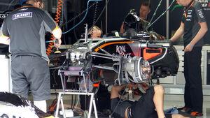 Force India - GP Österreich - Formel 1 - Donnerstag - 18.6.2015