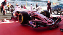 Force India - GP Russland - Sotschi - Formel 1 - 27. April 2017