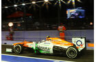 Force India - GP Singapur 2013
