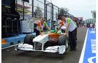 Force India - GP Singapur - 22. September 2011