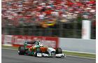Force India GP Spanien 2011