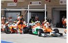 Force India GP USA 2012