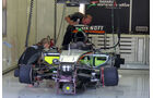 Force India - GP Ungarn - Budapest - Freitag - 24.7.2015