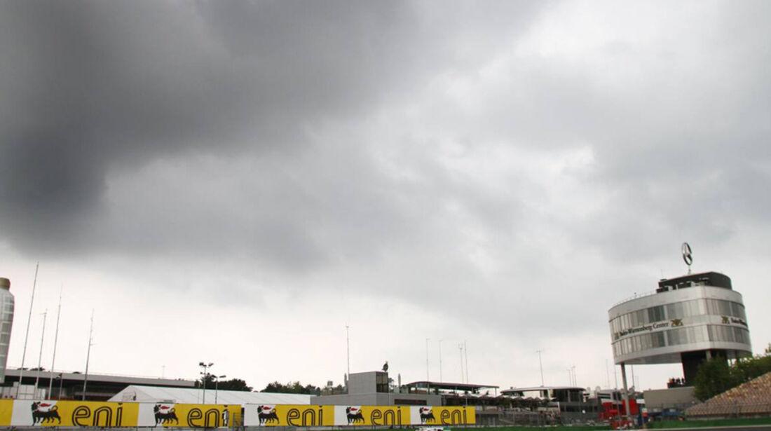 Force India Hockenheim