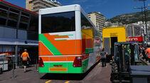 Force India - Logistik - GP Monaco 2016