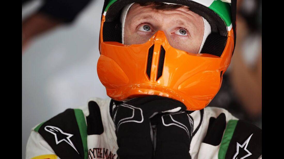 Force India Mechaniker  - Formel 1 - GP Bahrain - 22. April 2012