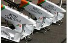 Force India Nase 2011
