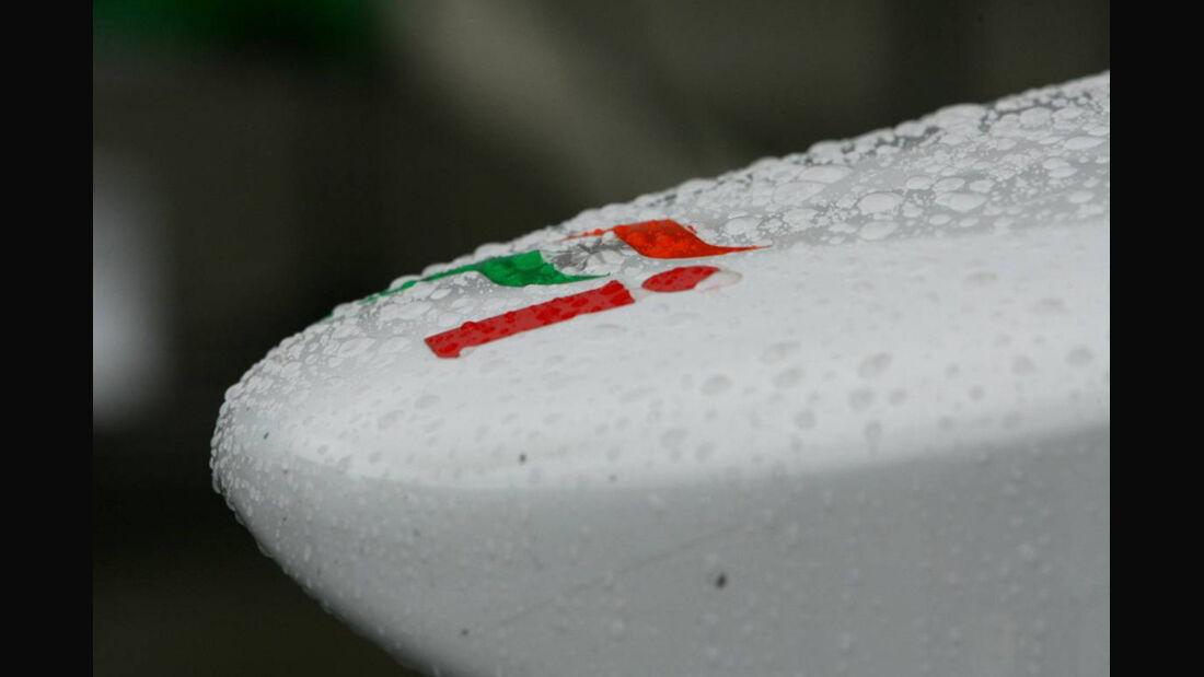 Force India-Nase