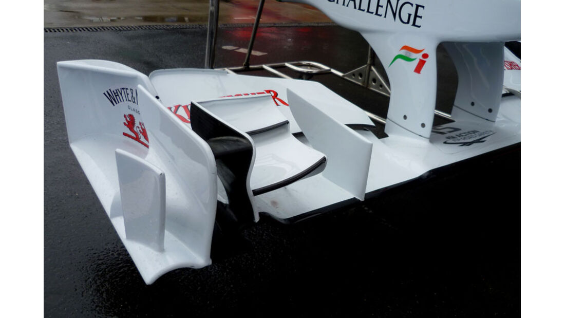 Force India - Nürburgring - GP Deutschland - 21. Juli 2011