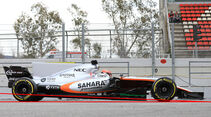 Force India - Profil - F1 - Barcelona Test 2017