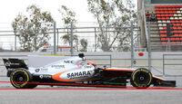Force India - Profil - F1 - Barcelona Test 2017