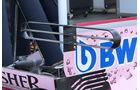 Force India - T-Flügel - F1-Technik - GP Monaco 2017