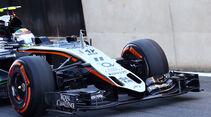 Force India Technik - B-Version - GP England 2016