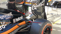 Force India Technik - B-Version - GP England 2018