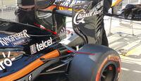 Force India Technik - B-Version - GP England 2018