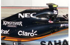Force India Technik - B-Version - GP England 2022