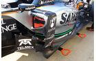Force India Technik - B-Version - GP England 2024