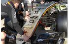 Force India Technik - B-Version - GP England 2029