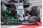 Force India Technik - B-Version - GP England 2033