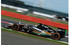Force India Technik - B-Version - GP England 2037