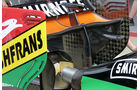 Force India - Technik - GP England 2014
