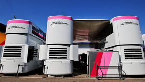 Force India Truck - Formel 1 - 2018