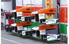 Force India - Updates GP Italien 2013