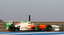 Force India VJM04 Sutil Test 2011