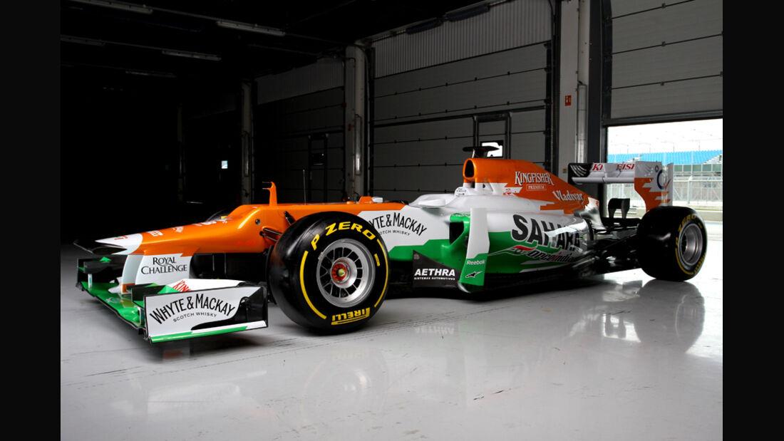 Force India VJM05 Präsentation 2012