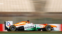 Force India VJM06 Test 2013