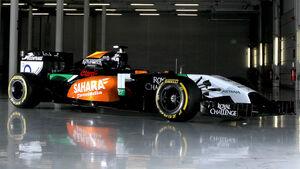 Force India VJM07 - 2014