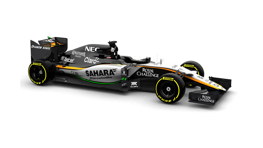 Force India VJM08