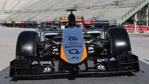 Force India - VJM08 - 2015