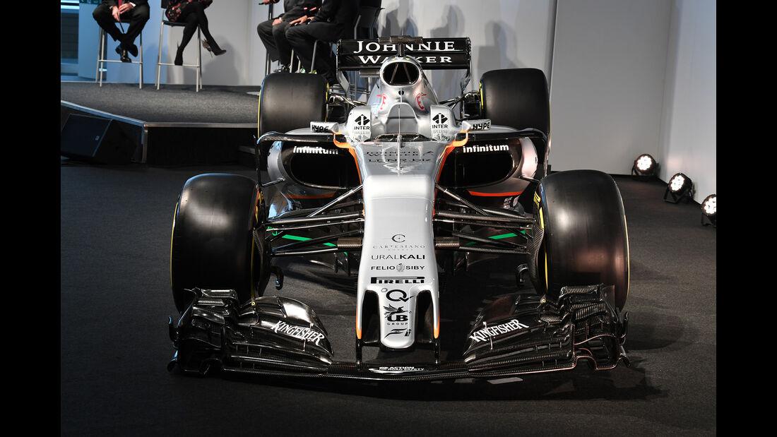 Force India VJM10 Launch