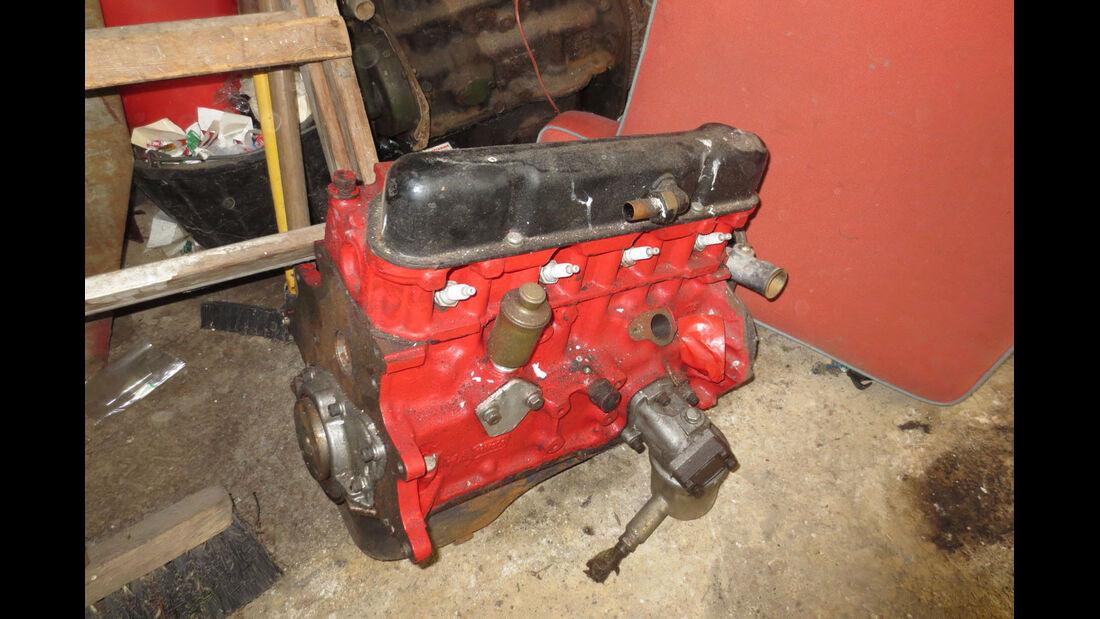 Ford 105E Engine