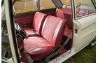 Ford 12 M P6, Fahrersitz, Interieur