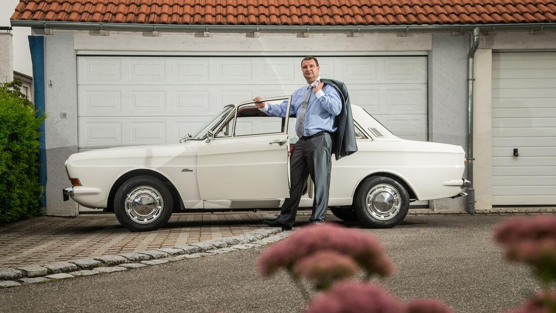 Ford 12 M P6, Seitenansicht, Marcus Müller