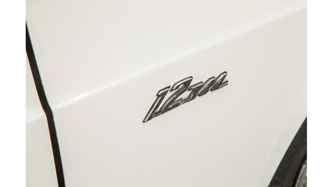 Ford 12 M P6, Typenbezeichnung