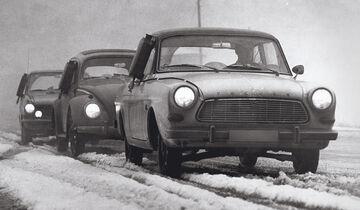 Ford 12M und Opel Kadett