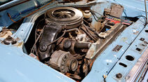 Ford 17/20 M P7, Motor