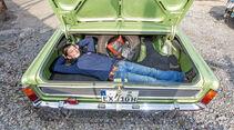 Ford 17M/20M P7, Kofferraum