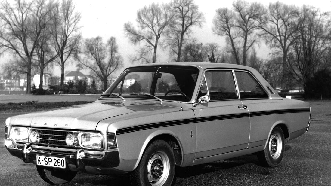 Ford 17M RS 1968