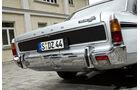 Ford 17M RS, Heck, Heckleuchten
