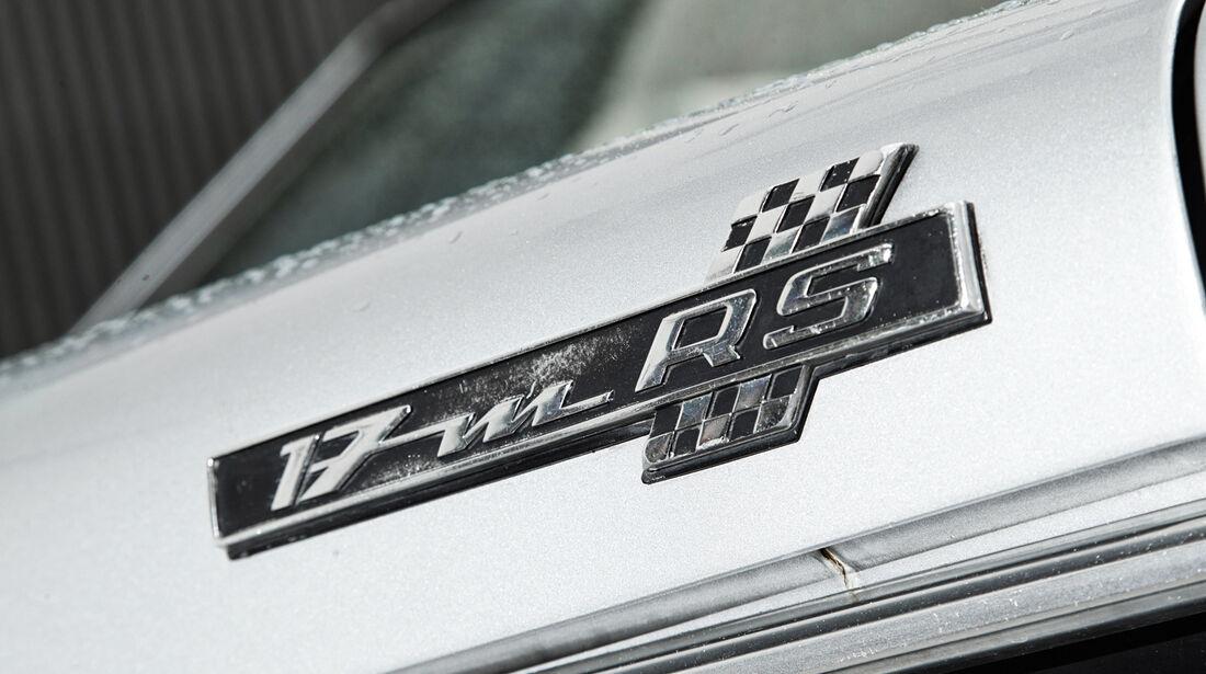 Ford 17M RS, Typenbezeichnung